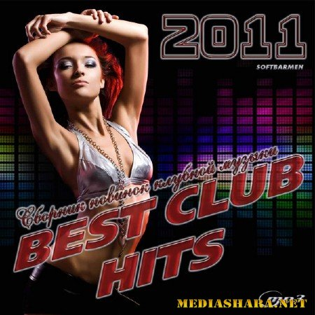 VA - Best club hits (october) (2011)